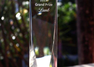 Full award for Lamb900_1350